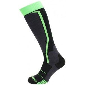 Blizzard ALLROUND SKI SOCKS šedá 39-42 - Lyžařské ponožky