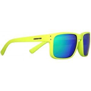 Blizzard RUBBER GREEN GUN DECOR POINTS žlutá  - Sluneční brýle