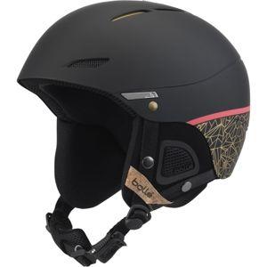 Bolle JULIET černá (52 - 54) - Dámská sjezdová helma