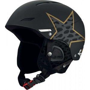 Bolle JULIET ANNA FENNINGER černá 54-58 - Dámská lyžařská helma