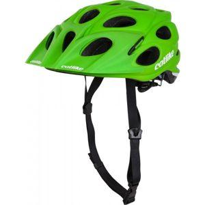 Catlike LEAF zelená 54-57 - Cyklistická helma