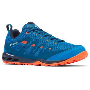 Columbia VAPOR VENT modrá 10.5 - Pánská sportovní obuv
