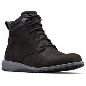 Columbia GRIXSEN BOOT WP černá 13 - Pánská vycházková obuv