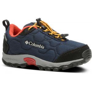 Columbia FIRECAMP SLEDDER 3 WP modrá 11 - Dětská outdoorová obuv