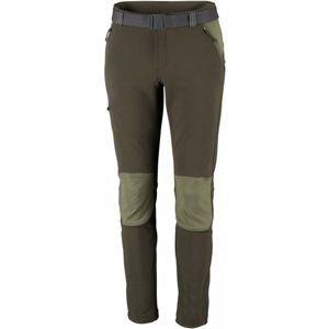 Columbia MAXTRAIL II PANT zelená 38/32 - Pánské outdoorové kalhoty