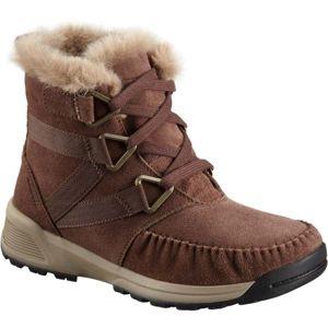 Columbia MARAGAL MID WP hnědá 9 - Dámská zimní obuv
