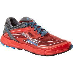 Columbia MONTRAIL CALDORADO III červená 13 - Pánská běžecká obuv