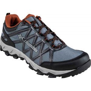 Columbia PEAKFREAK X2 OUTDRY modrá 10.5 - Pánské outdoorové boty
