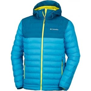 Columbia POWDER LITE HOODED JACKET  XL - Dámská zimní bunda