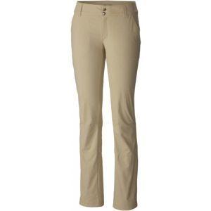 Columbia SATURDAY TRAIL PANT béžová 8 Long - Dámské outdoorové kalhoty