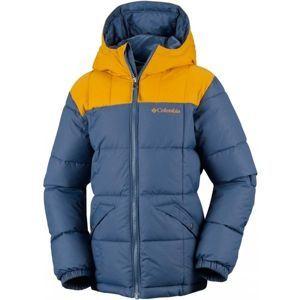Columbia GYROSLOPE JACKET tmavě modrá XL - Dětská bunda