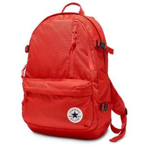 Converse STRAIGHT EDGE BACKPACK červená  - Městský batoh