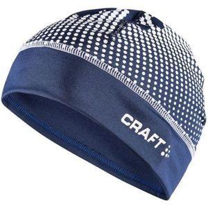 Craft LIVIGNO modrá L/XL - Funkční běžecká čepice