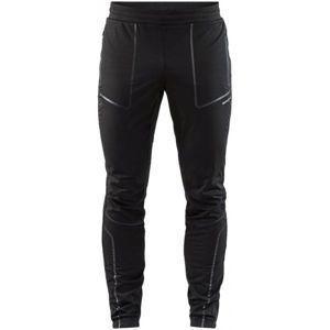 Craft SHARP PANTS černá XL - Pánské kalhoty pro běžecké lyžování