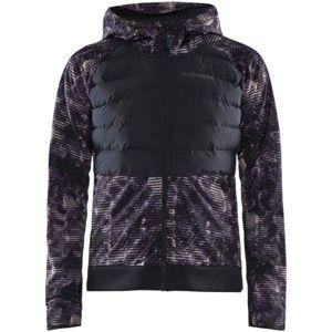 Craft PURSUIT THERMAL fialová XS - Dámská zateplená bunda