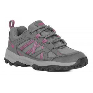 Crossroad DARIO III růžová 30 - Dětská treková obuv