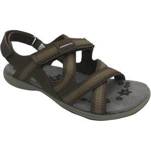 Crossroad MIAGE hnědá 41 - Dámské sandály
