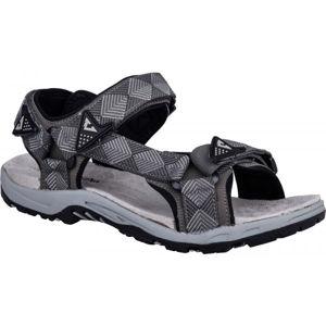 Crossroad MADDY šedá 45 - Pánské sandály