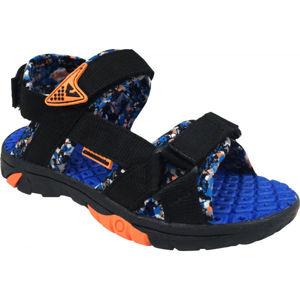Crossroad MEEP modrá 32 - Dětské sandály