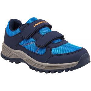 Crossroad BATE tmavě modrá 27 - Dětská treková obuv