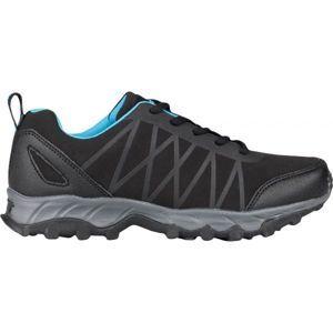 Crossroad TOGAN černá 42 - Dětská treková obuv