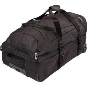 Crossroad TRANSPORT 100 černá  - Cestovní taška s pojezdem