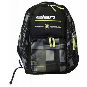 Elan BACKPACK 4D černá NS - Batoh na lyžařské vybavení
