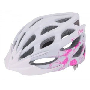 Etape VESPER bílá (55 - 56) - Dámská cyklistická přilba
