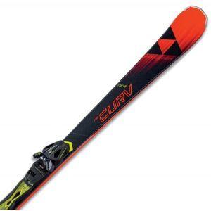 Fischer RC4 THE CURV TI AR + RC4 Z11 PR - Sjezdové lyže