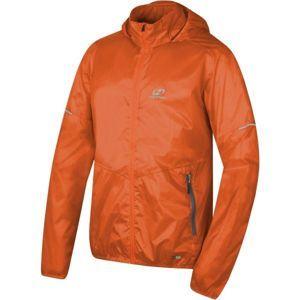 Hannah CALLOW oranžová S - Pánská bunda