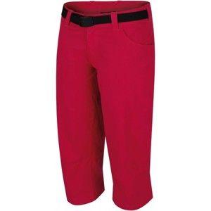Hannah CARPEM růžová 36 - Dámské 3/4 kalhoty