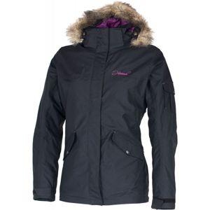 Hannah GILLIAN černá 42 - Dámská lyžařská bunda