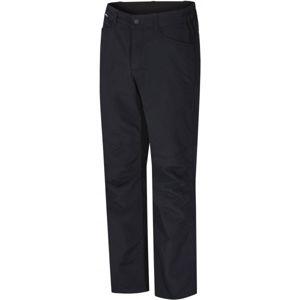 Hannah SIKY černá S - Pánské outdoorové kalhoty