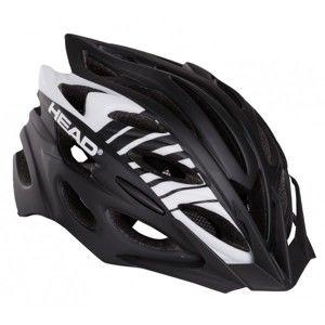 Head MTB W07 černá (59 - 63) - Cyklistická helma MTB