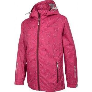 Head DOLINA růžová 128-134 - Dívčí bunda