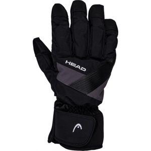 Head MARCOS černá XL - Pánské lyžařské rukavice