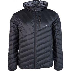 Head FOREST černá XXL - Pánská zimní bunda