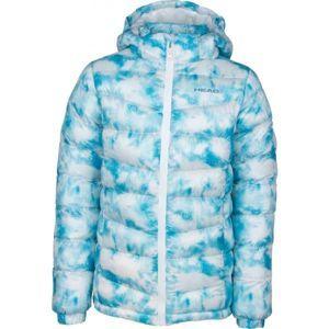 Head GERTIE modrá 116-122 - Dětská zimní bunda