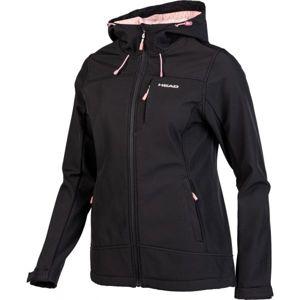 Head ALINA černá XXL - Dámská softshellová bunda