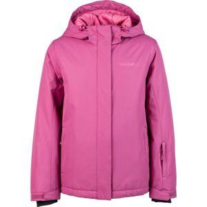 Head DEJA růžová 116-122 - Dětská zimní bunda