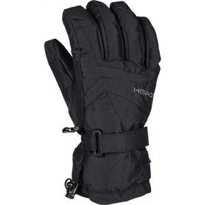 Head PILAR černá XL - Pánské lyžařské rukavice