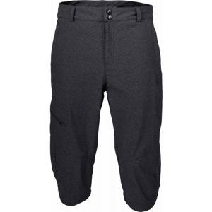 Head DECLAN tmavě šedá XL - Pánské 3/4 kalhoty
