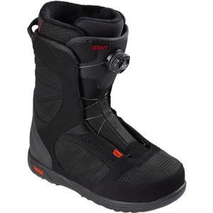 Head SCOUT LYT BOA COILER  285 - Pánská snowboardová obuv