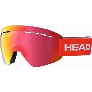 Head SOLAR FMR červená L - Lyžařské brýle