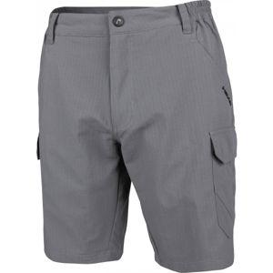 Head WALD šedá XXL - Pánské outdoorové šortky