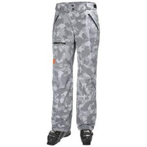 Helly Hansen SOGN CARGO PANT černá 2XL - Pánské lyžařské kalhoty