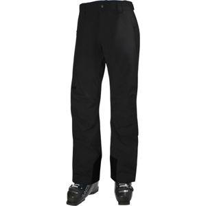 Helly Hansen LEGENDARY INSULATED PANT černá S - Pánské lyžařské kalhoty