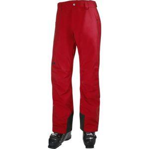 Helly Hansen LEGENDARY INSULATED PANT červená 2XL - Pánské lyžařské kalhoty