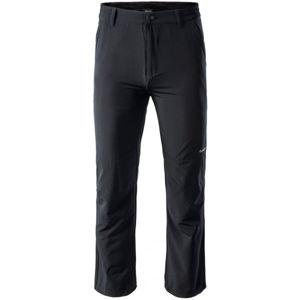 Hi-Tec CABINIS černá XXL - Pánské softshellové kalhoty