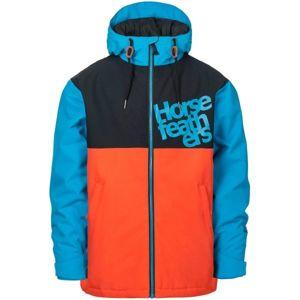 Horsefeathers ATOL YOUTH JACKET - Chlapecká lyžařská/snowboardová bunda